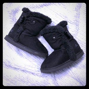 Cozy, true black💖AIRWALK💖winter boots size-6.5
